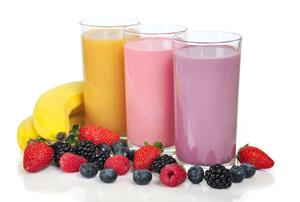 Smoothies that combat stress