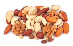 Seeds and Nuts for a Healthy Snack